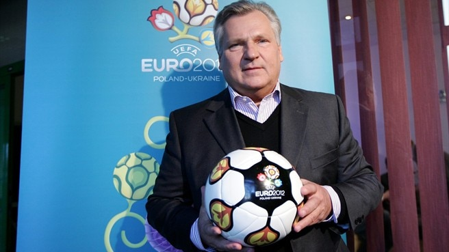 EURO gives Kwaśniewski hope for Poland