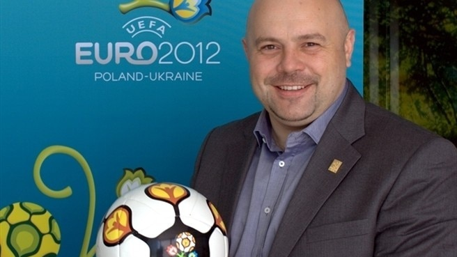 Glyvynskiy joins Ukrainian Friends of EURO