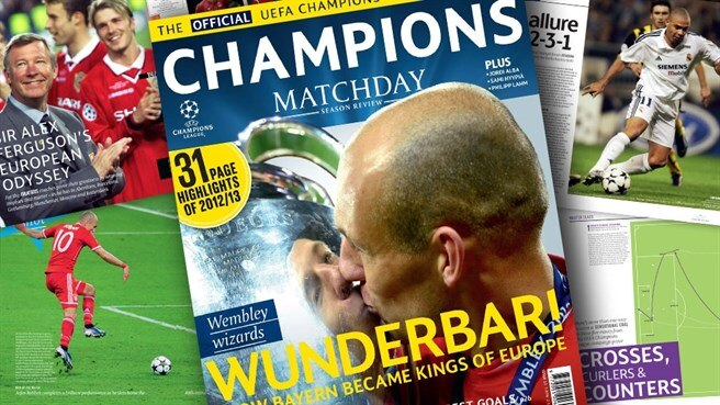 Lahm leads Champions Matchday coverage