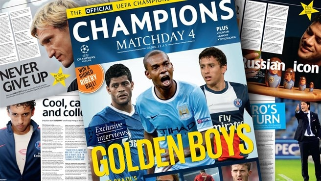 Champions Matchday out now