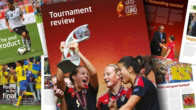 Sweden 2013 tournament review out now
