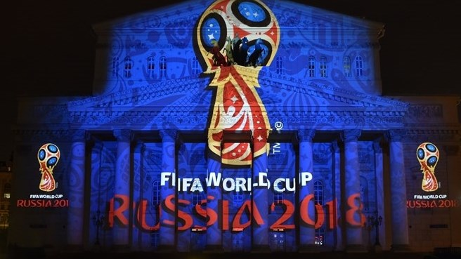 2018 FIFA World Cup: Russia