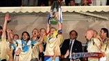 2008: Zenit claim Russian first