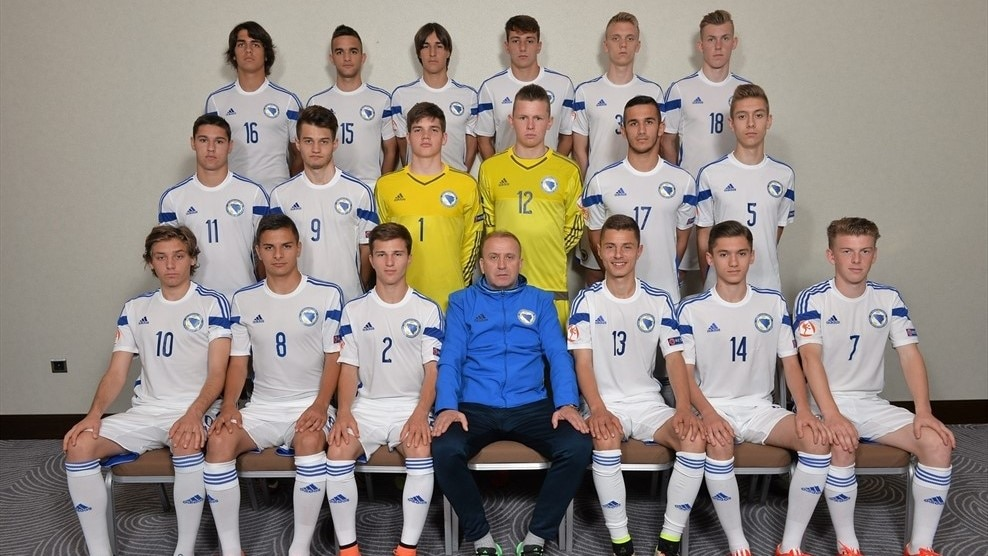 Bosnia and Herzegovina squad