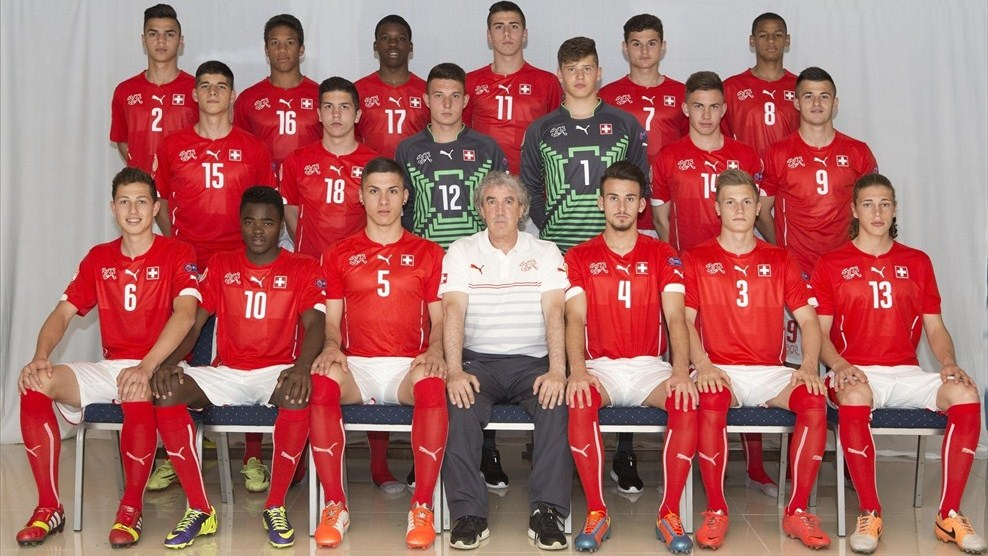 Switzerland squad