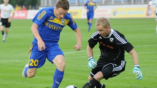 BATE build on first-leg triumph