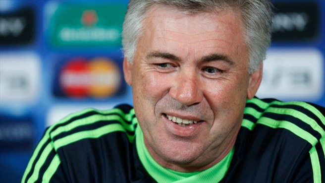 Calm Ancelotti opts for continuity as Marseille visit