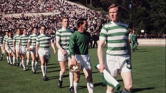 Lisbon Lion Chalmers recalls Celtic's glory night