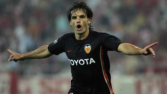 Olympiacos undone by magic Morientes