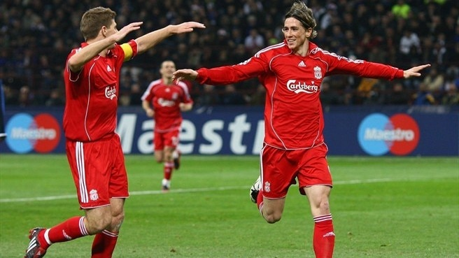 Torres strikes as Liverpool see off Inter