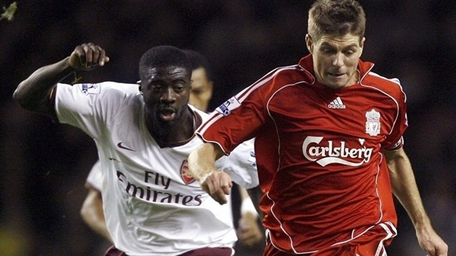 Touré talking up Gerrard threat