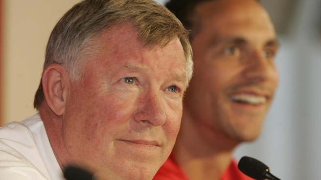 Sir Alex happy to play waiting game