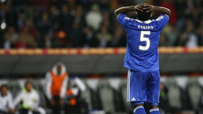Essien doubtful for Mourinho reunion