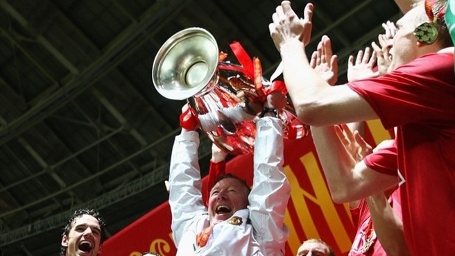 2007/08: Fate favours triumphant United