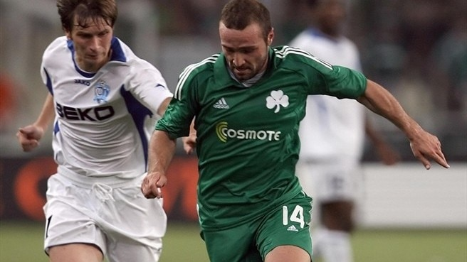 Panathinaikos power past Dinamo