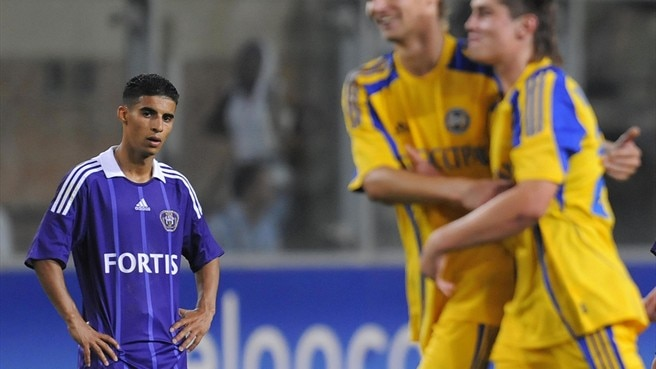 Anderlecht out after BATE stalemate