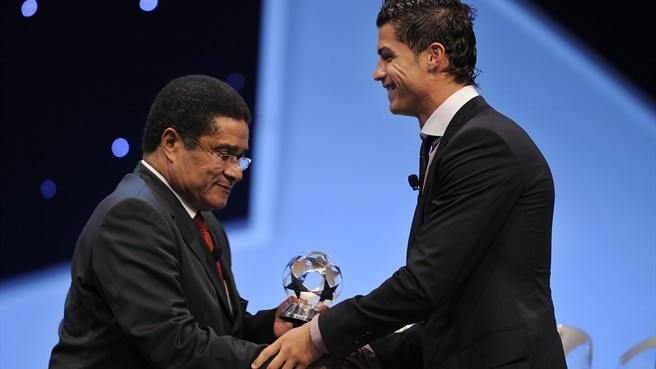 Eusébio confident of Ronaldo pedigree