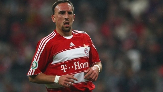 Ribéry relishes rising expectations
