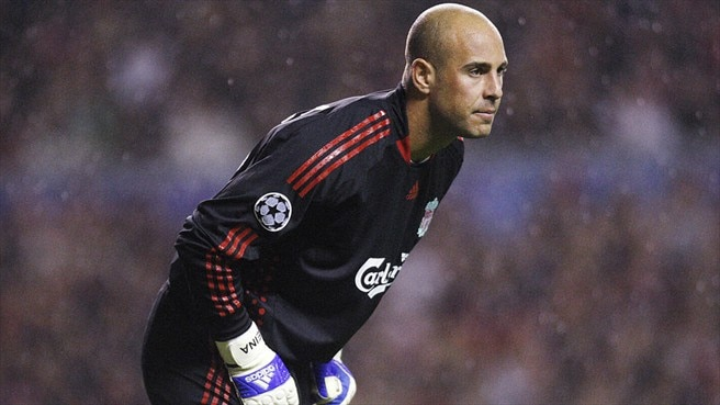 Reina out to impress his biggest fan