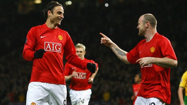 Sir Alex salutes 'marvellous' Berbatov