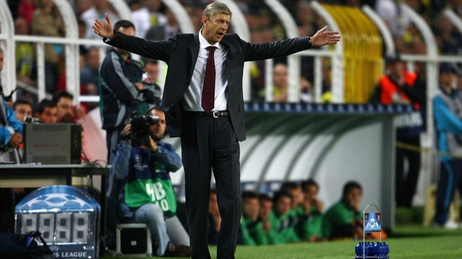 Wenger proud as Gunners find range