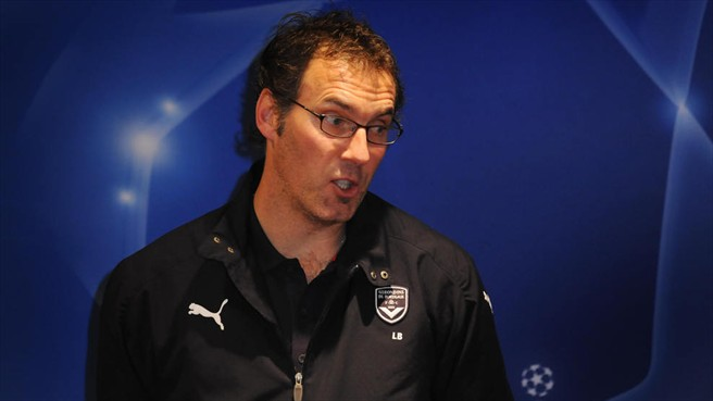 Bordeaux give Blanc their backing