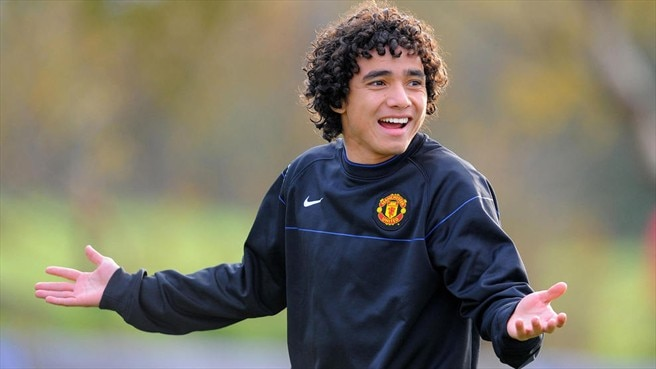 Rafael relishing United extension