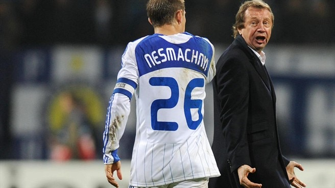 Nesmachniy demands three points from Dynamo