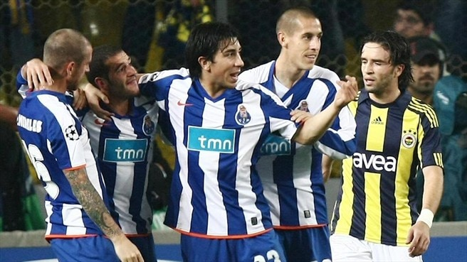 Porto through as frustrated Fenerbahçe fall