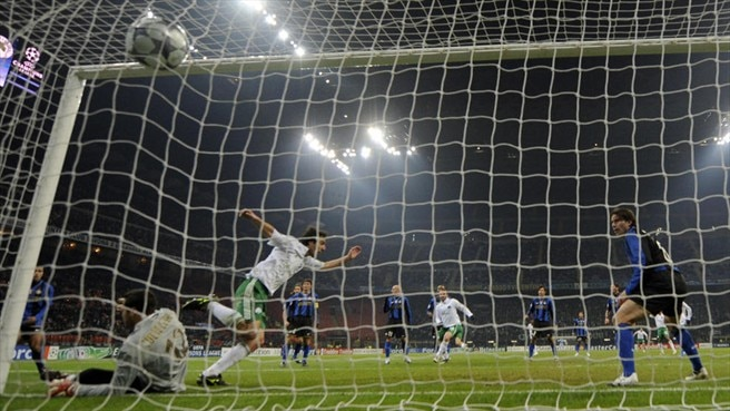 Inter progress despite Panathinaikos loss