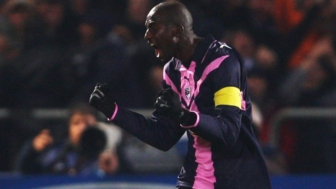 Diarra keeps Bordeaux in contention
