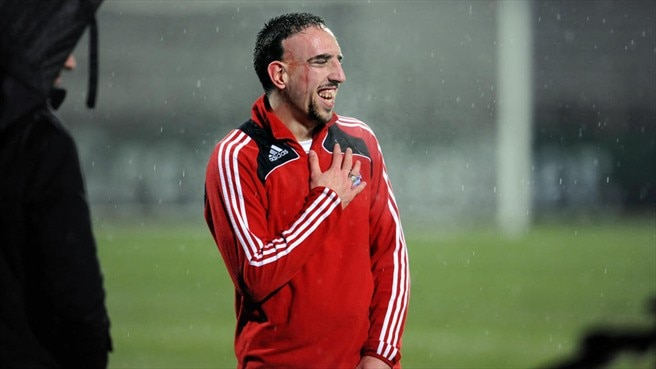 Ribéry plans a happy homecoming
