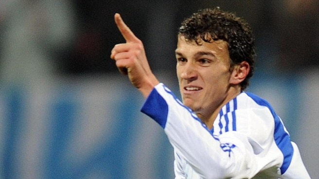 Eremenko drives Dynamo forward