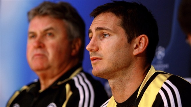 Hiddink can help Chelsea conquer, says Lampard