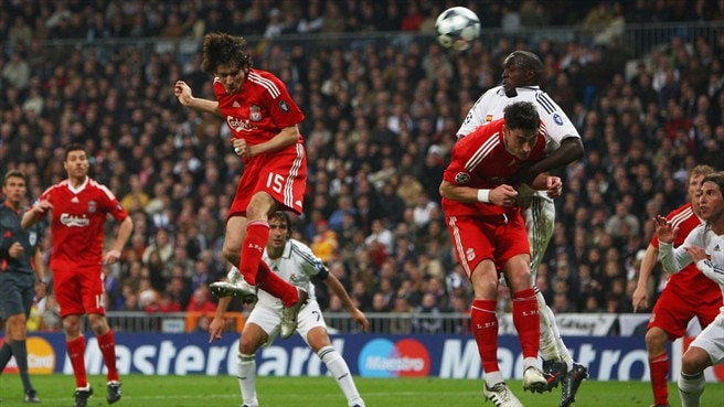 Madrid caught by Benayoun sucker punch