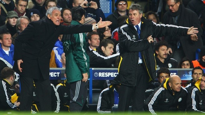 Hiddink calls for more from Chelsea