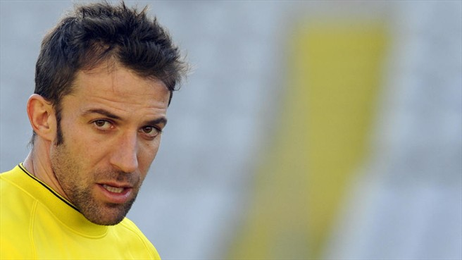 Fan power key for confident Del Piero