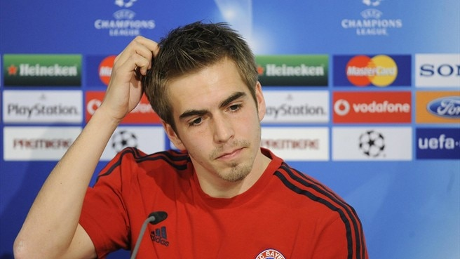 Lahm looking to tidy up Messi turmoil