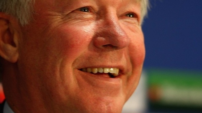Sir Alex's European drive undimmed