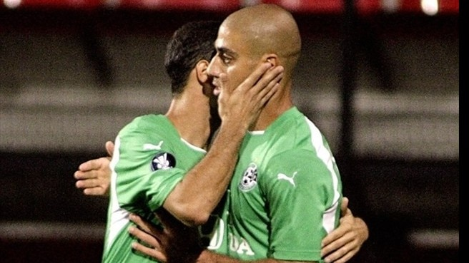 Haifa hit Glentoran for six