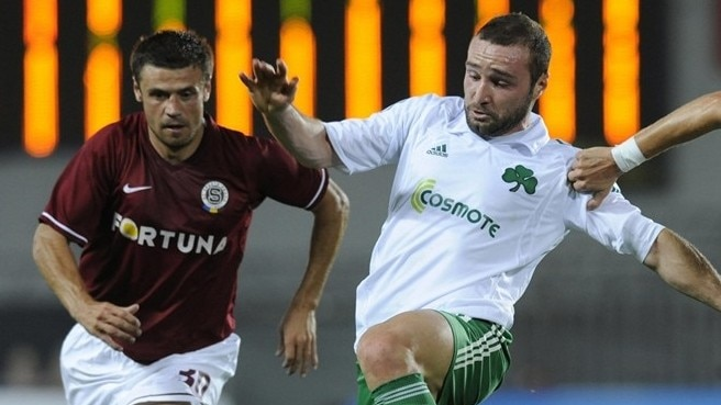 Sparta pile pressure on Panathinaikos