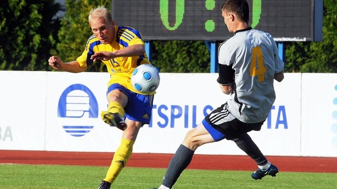 Ventspils eke out narrow advantage