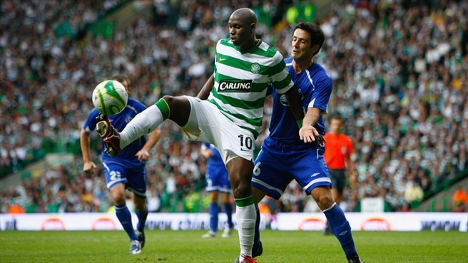 Dinamo strike early to stun Celtic