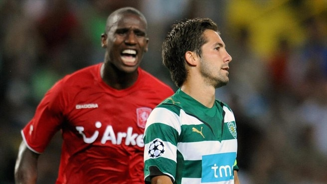 Ten-man Twente frustrate Sporting