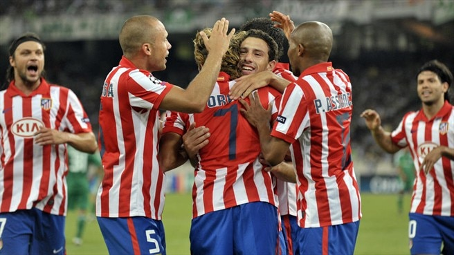 Dynamic Atlético take control
