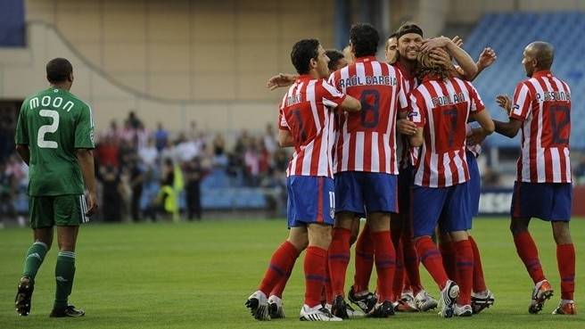 Atlético seal return to Europe's élite