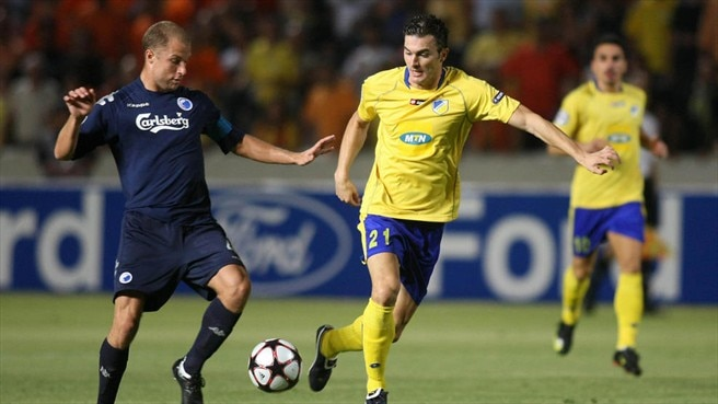 APOEL set to follow Anorthosis lead