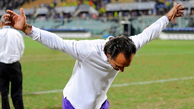 Relieved Prandelli salutes Viola graft