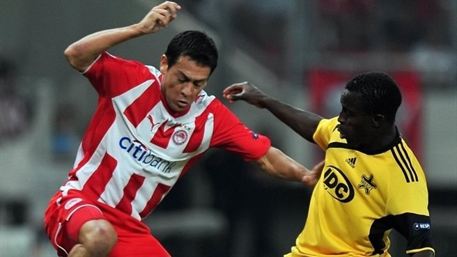 Olympiacos find room for improvement