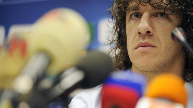 Puyol mindful of the mighty Madrid